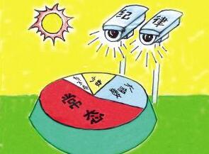 """监督执纪""""四种形态""""之浅谈"""