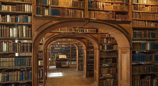 数字时代,图书馆也要传承墨香书韵