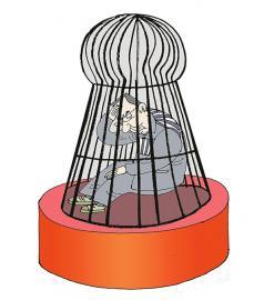 圈子无警钟 权力有牢笼