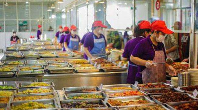 打造透明食堂保障校园餐饮安全