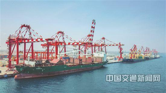 【壮丽70年 奋斗新时代】直挂云帆济沧海——新中国成立70周年水运发展成就综述