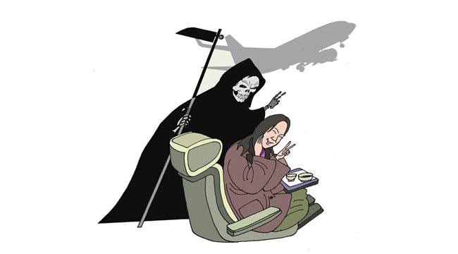 处罚机组人员比处罚机长更管用