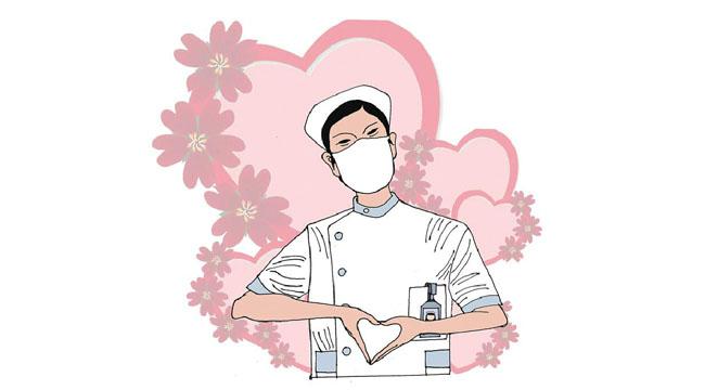 尊重和关爱护士,不只在护士节