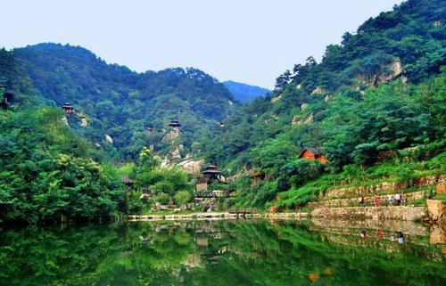 南山北水:济南的又一次魅力征服