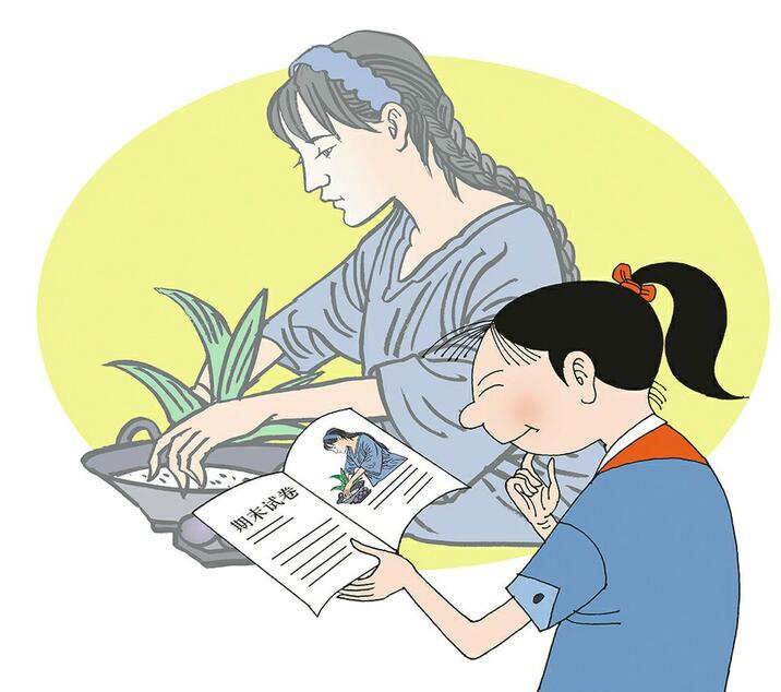 李子柒进语文试卷,大可不必敏感