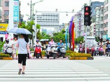 济南的街口这是怎么啦?